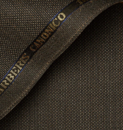 Finest 100% Wool VBC material for best custom tailored blazers, coats and jackets