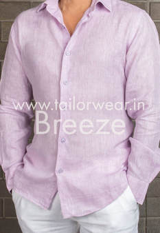 Biggest Range of linen fabric for Custom Tailored Linen Shirt
