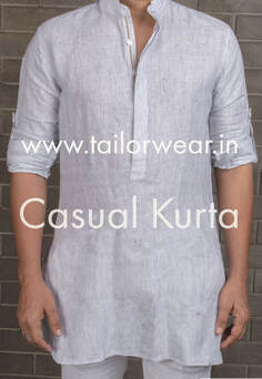 Biggest Range of linen fabric for Custom Tailored Linen Shirt & Kurta