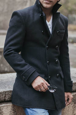 Tailored Peacoat
