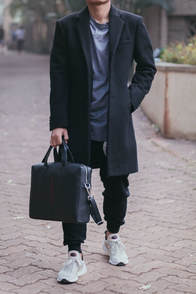 Tailored Overcoat
