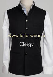 Tailored Modi Jacket in High Count Wool