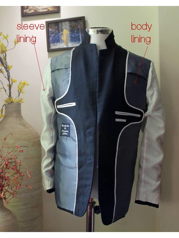 Fully Lined TailorWear suit